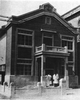 昭和6年当時の医師会館